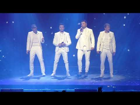 Westlife - Flying Without Wings - SSE Arena, Belfast 23.05.2019