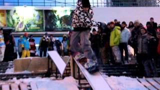Профайл Виталия Кокурина, сноуборд