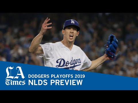 Dodgers NLDS Preview against the Nationals