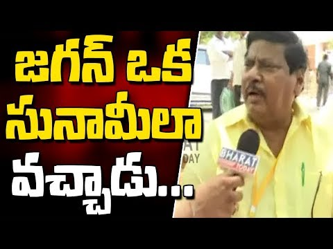 Siva Prasad Interview After YCP Jagan's Victory In Elections 2019| Face To Face With #Sivaprasad