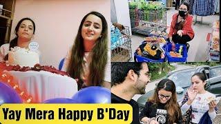Mera Birthday Shuru Ho Gya    Party Kidhar Hai?    Jyotika Dilaik