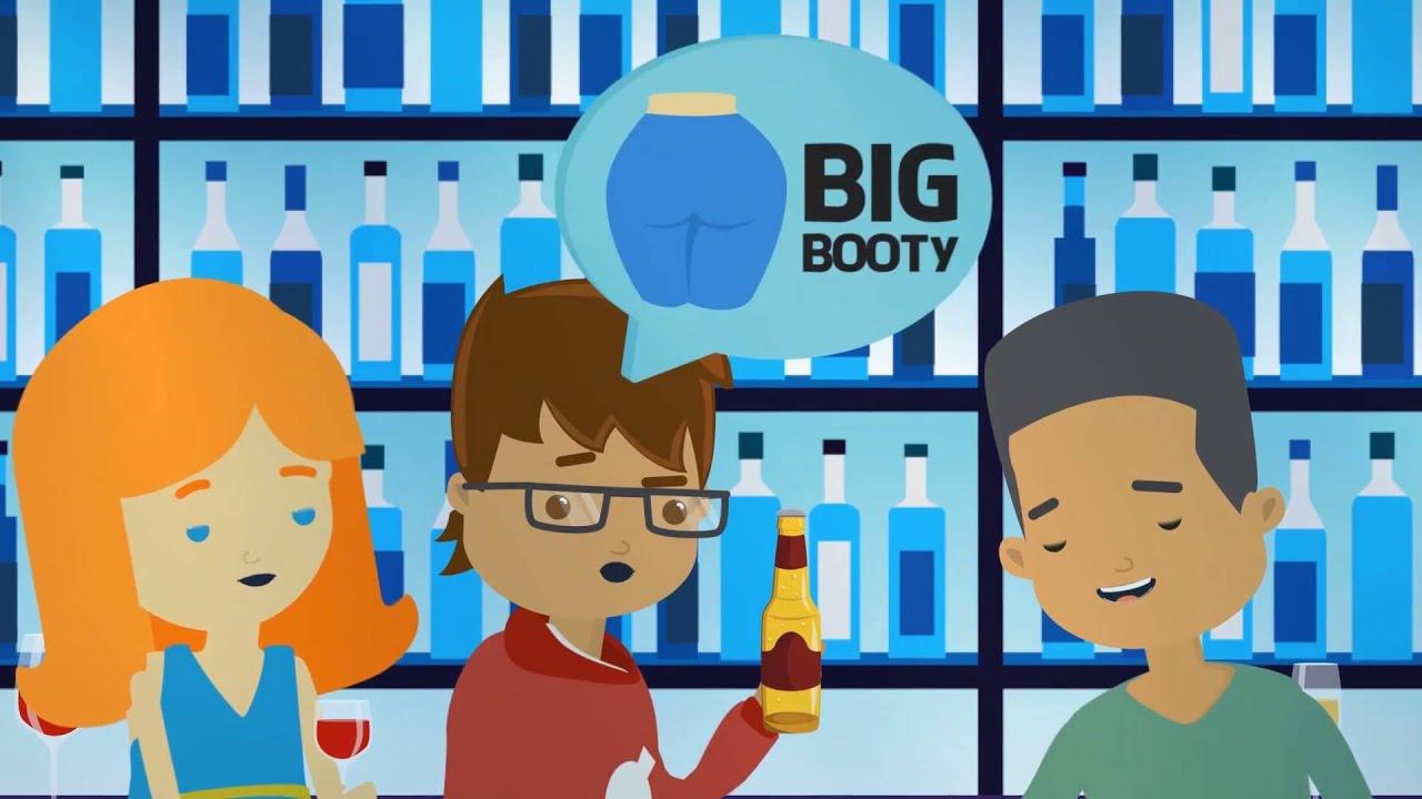 Animated Video Production Sample TheAwkwardBoner Explainer Video