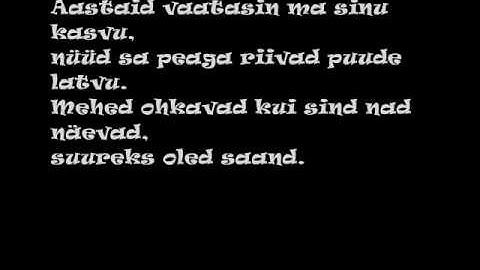 Hellad velled-18 (sõnadega)