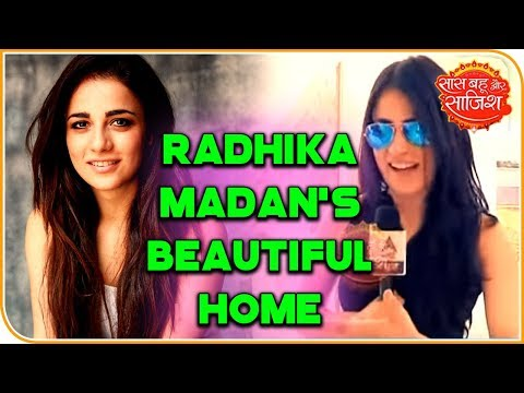 Check out Radhika Madan's beautiful home