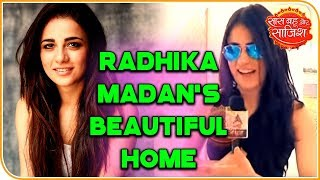 Check out Radhika Madan