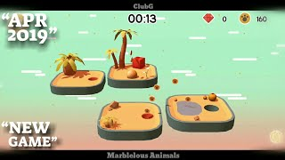 Marblelous Animals - New Android/iOS Game