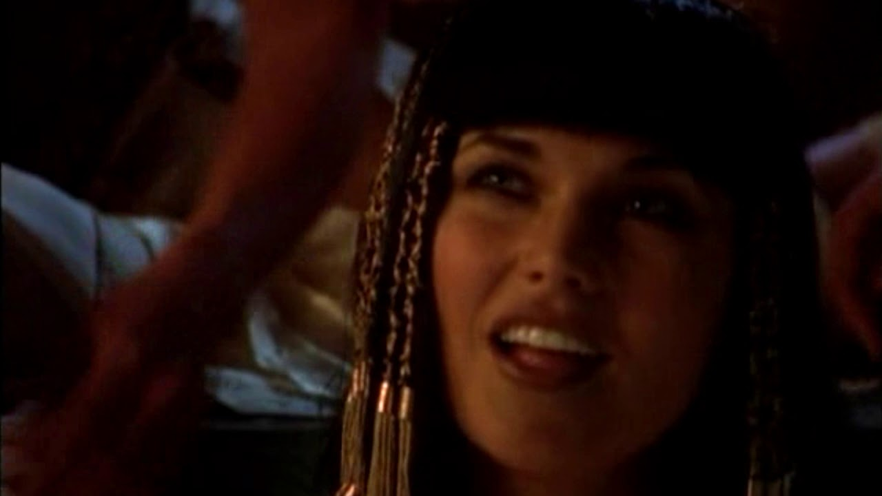 Download Xena as Cleopatra | Naked in Chains and Wrapped in a Carpet