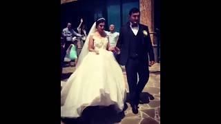 Прогулка жениха и невесты / Шикарная армянская свадьба в Ереване / Кавказская свадьба