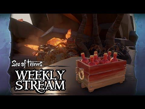Sea of Thieves Weekly Stream: Rum Runners