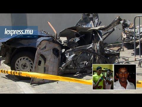 Accident à Beau Vallon: trois jeunes meurent sur le coup