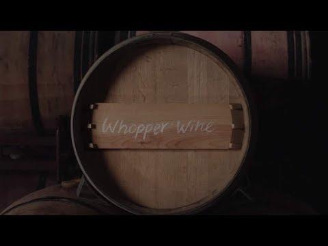 Case Whopper Wine - Burger King