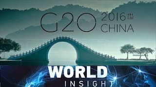The countdown to G20