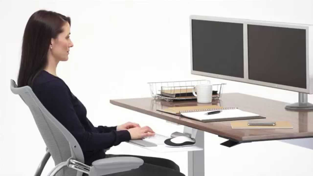 The Humanscale Float® Desk