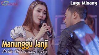 MANUNGGU JANJI - Nella Kharisma ft Fery   |   Lagu Minang Duet Terpopuler