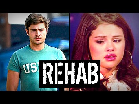 5 DISNEY STARS WHO WENT TO REHAB
