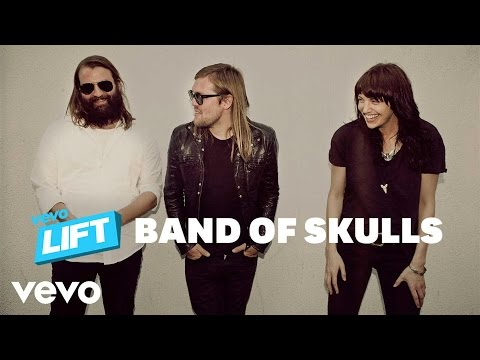 Band Of Skulls - Vevo LIFT Fan Vote 2014 (VEVO LIFT): Brought To You By McDonald's