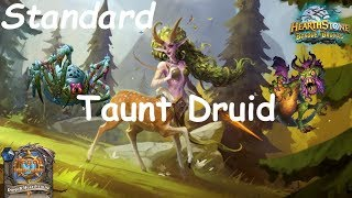 Hearthstone: Master Oakheart Taunt Druid Post-Nerf #19: Witchwood (Bosque das Bruxas) - Standard