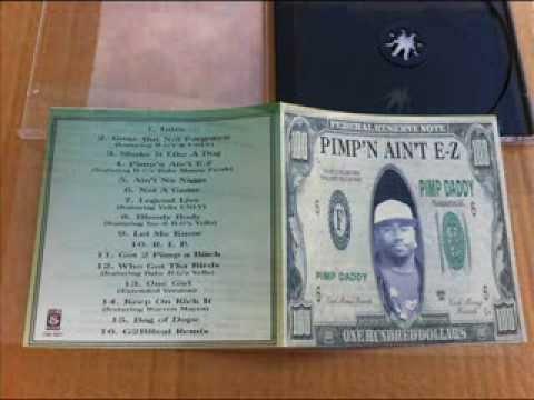 Pimp Daddy feat BG'z, Baby & Manny Fresh - Pimpin Aint E-Z