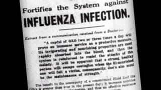 Sheffield and the Influenza pandemic of 1918 - 1920