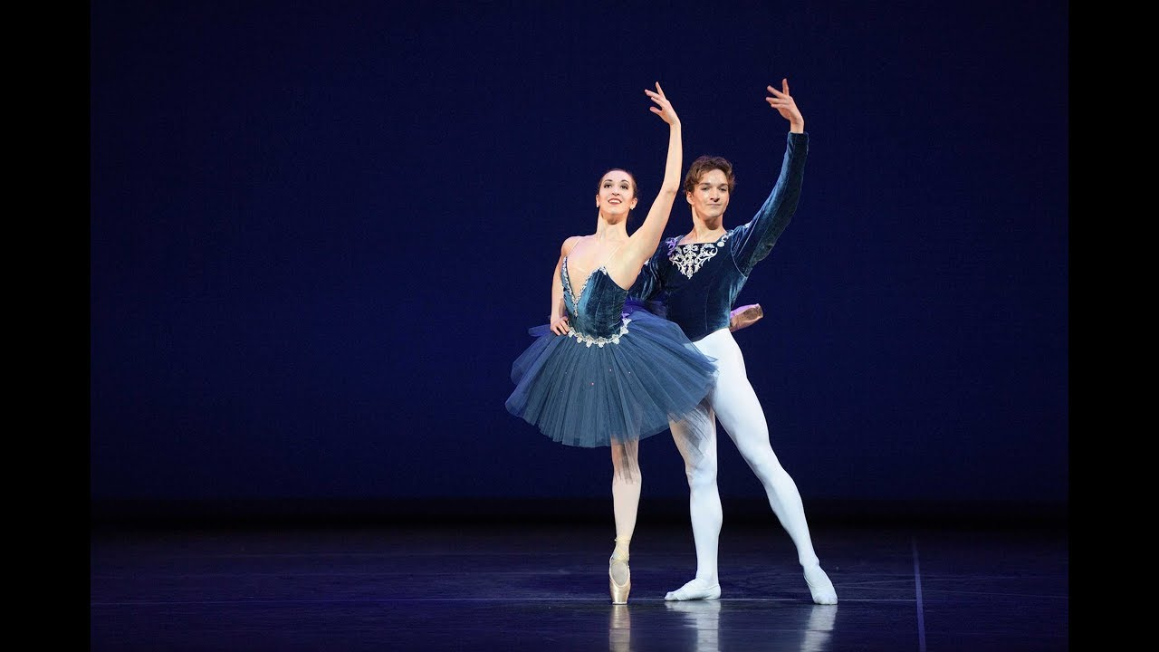 Grand Pas Classique: Alice Bellini and Shale Wagman | English National Ballet