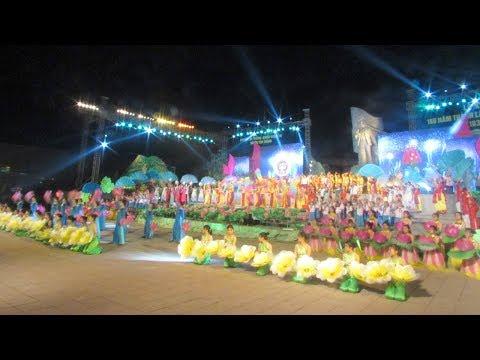 Trực tiếp: Lễ kỷ niệm 180 năm thành lập huyện Yên Thành
