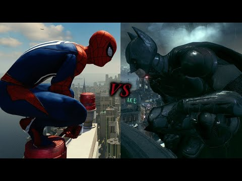 Will the new Batman: Arkham Game outsell Spider-Man PS4?