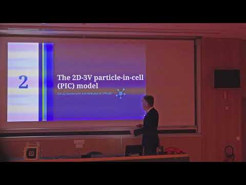 """PhD thesis Defence - École polytechnique - """"Plasma discharge modeling in a Hall-effect thruster"""""""