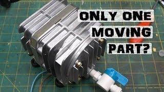 BOLTR: Japanese Linear Compressor | Genius!