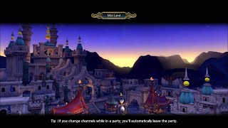 Dragon Nest Mist Land Новый город Сердце Мерки 90 лвл кап