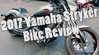 Bike Review - 2017 Yamaha Stryker (Raven XVS1300)