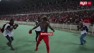 Zana Coulibaly hakaukiwi mbwembwe, furaha ya Simba kutinga robo fainali