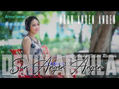 ( #New ) Sun Angen Angen - Denik Armila ( Official Music Video ANEKA SAFARI )
