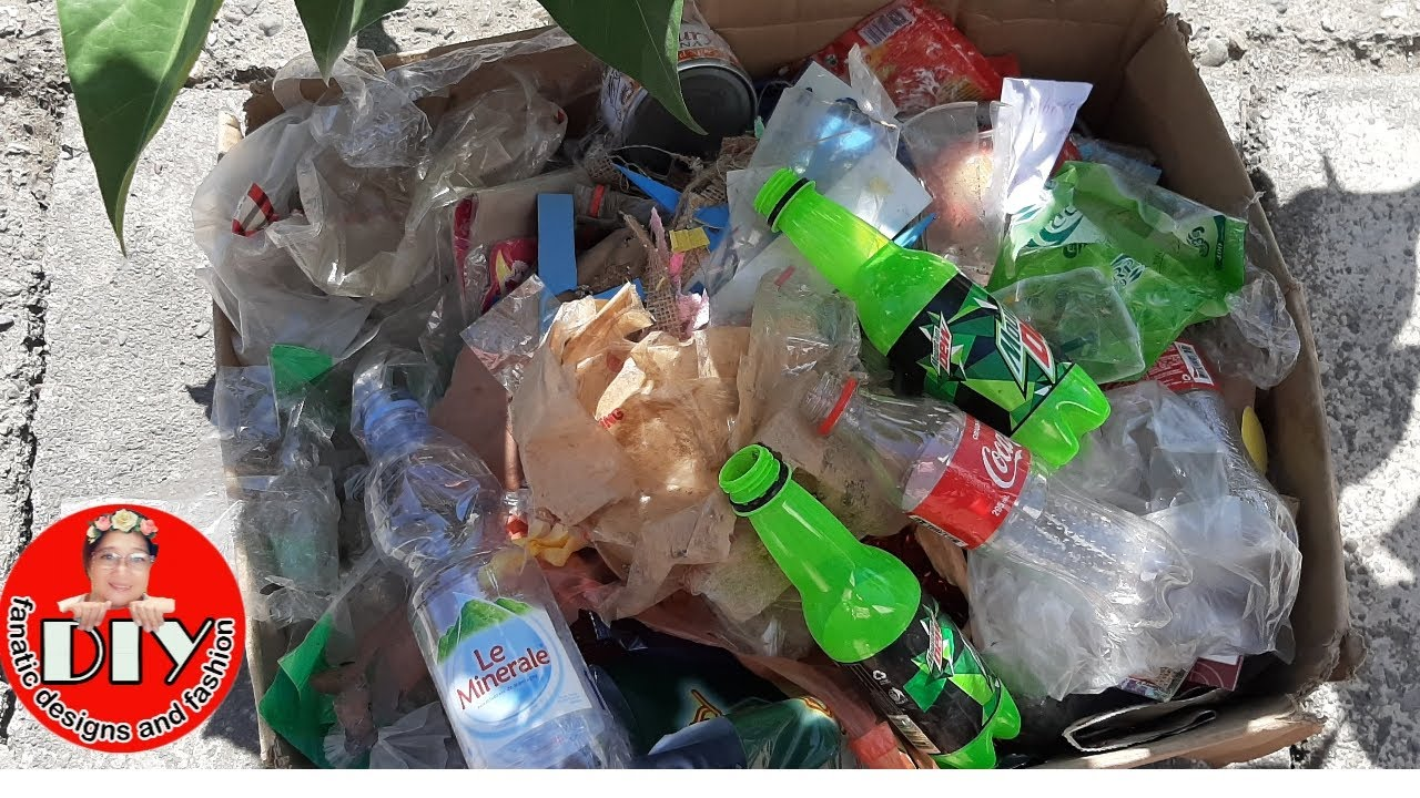 Recycle Plastic Bottle : World Environment Day - YouTube