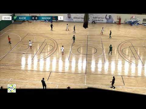Pixellot Show S1 – Bildqualität: 25fps 1080p - Futsal League Dubai