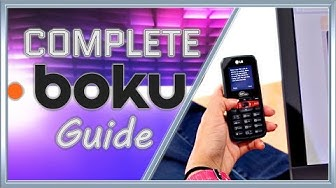 Everything You Need To Now About Boku Mobile Premium SMS
