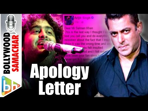 arijit-singh's-open-letter-of-apology-to-salman-khan