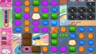 캔디크러쉬사가 레벨 1598 공략, Candy Crush Saga Level 1598 Clear