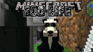 Minecraft | Zoo Life | #1 MEET  MY GIRLFRIEND