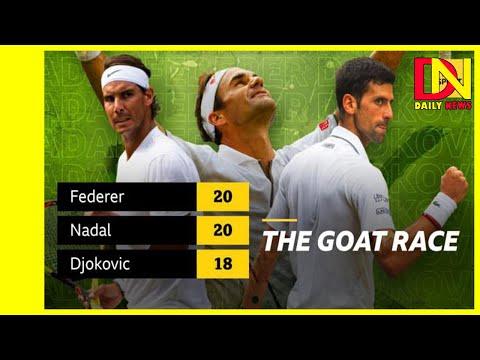 Novak Djokovic closes Grand Slam gap on Rafael Nadal and Roger Federer