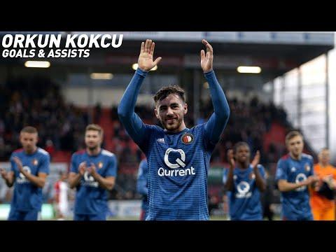 "Orkun Kökcü - ""A new Hero"" - Feyenoord Rotterdam - All Goals & Highlights"