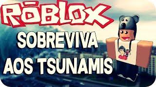 ROBLOX-Survive the Tsunamis