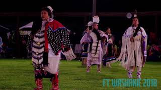 Women's Traditional Fort Washakie Wyoming 2018