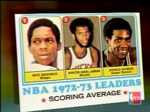 Vintage NBA: NATE ARCHIBALD
