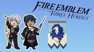 Let's Play Fire Emblem Three Houses - (Part 4) Blue Lions Classic Hard Run