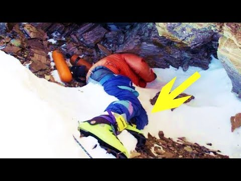 Mountaineer Green Boots Who Never Came Back From Everest Hindi Youtube