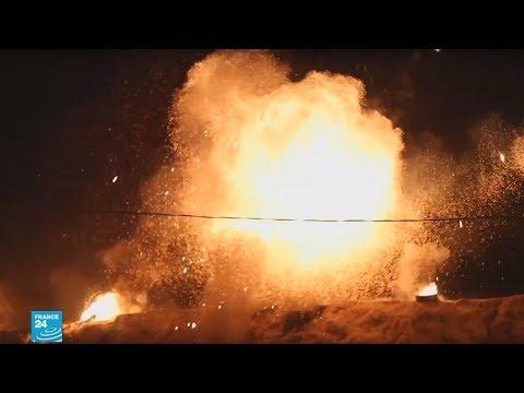 نتنياهو يقطع زيارته للولايات المتحدة بعد سقوط صاروخ أطلق من غزة في تل أبيب  - نشر قبل 2 ساعة