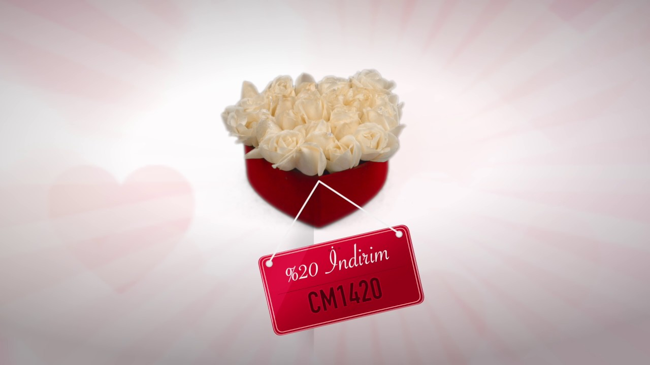 Cicekmarketcom Sevgililer Günü Reklamı Valentines Day Ad Youtube
