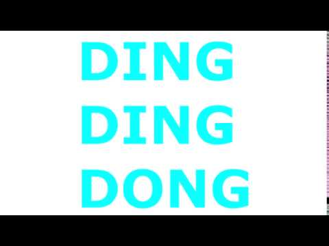 DING DING DONG SOUND | Download