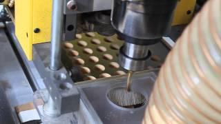 Scriba - Router CNC - Fabricação de displays