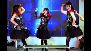 """""""Atomic Metal"""" cover """"Iine!"""" (BabyMetal) @ """"J-Trends in Town"""" :Special Occasion"""